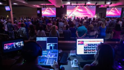 CCI Solutions Upgrades Calvary Chapel with Martin Audio CDD