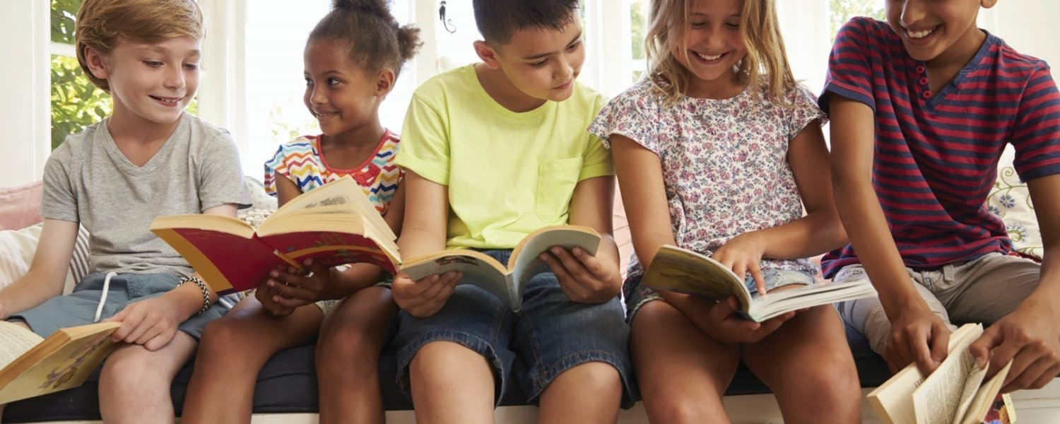 Church Summer Reading Programs for Children