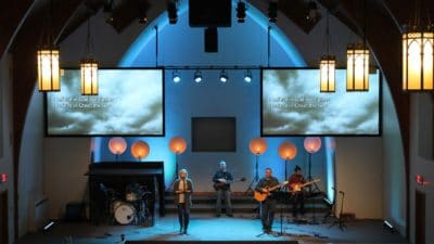Stone Bridge Church Expands Coverage with Martin Audio