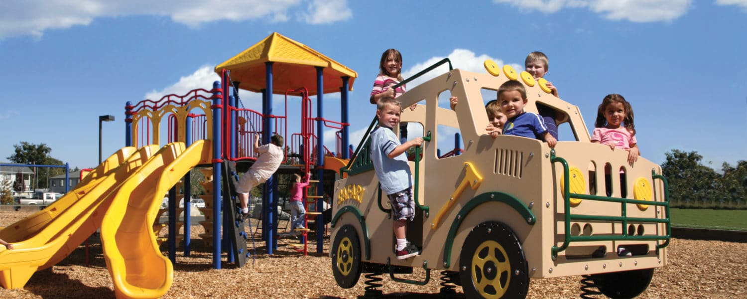 How to Find the Best Commercial Playground Equipment Manufacturer