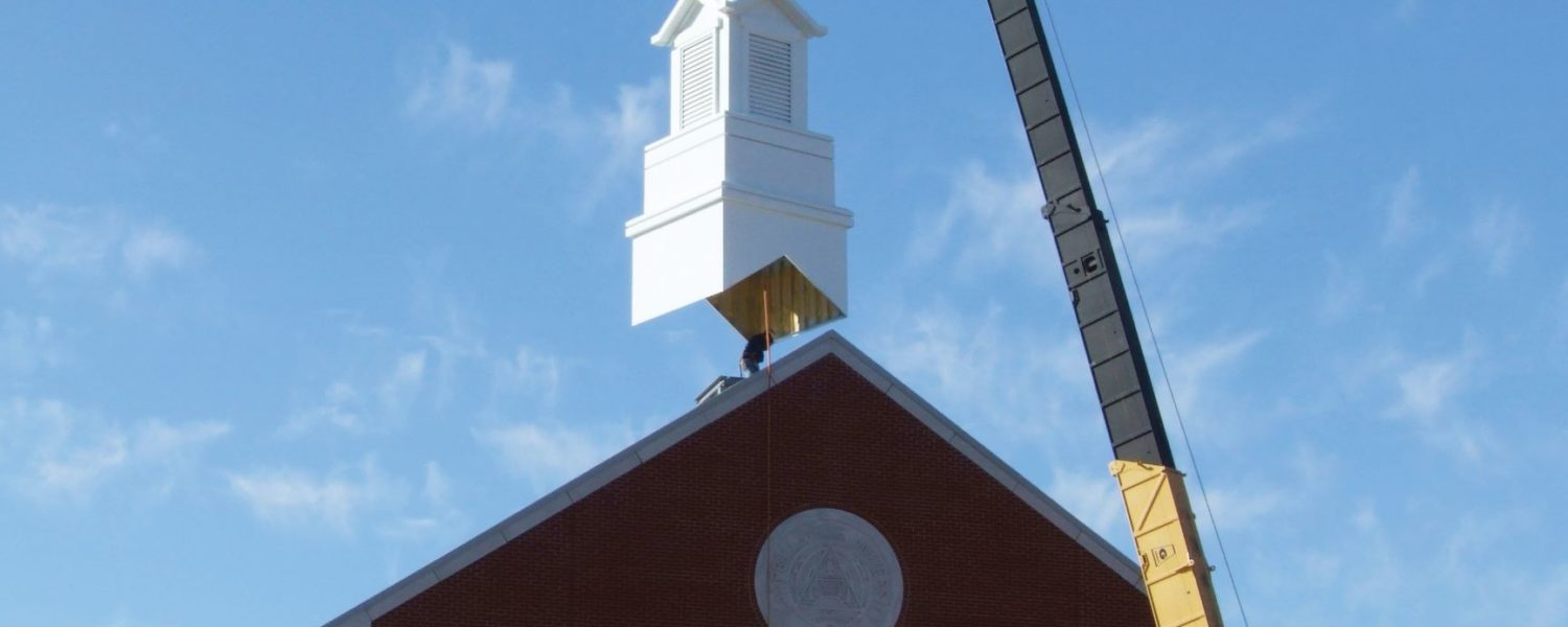 The History of Church Steeples