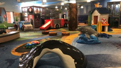 Planning an Indoor Playground