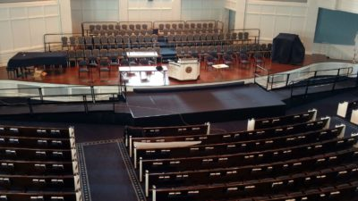 3 Ways to Add Function and Flexibility to a Worship Space
