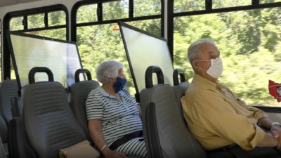 How Your Bus Can Benefit Homebound Church Members
