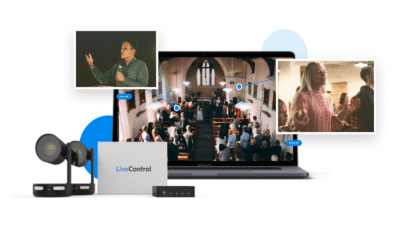 Focusing on What Churches Do Best with LiveControl's Remote Production Crew in the Cloud