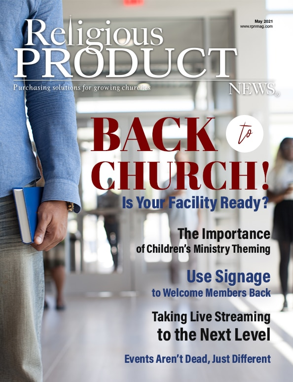 Religious Product News May 2021 Issue of Religious Product News