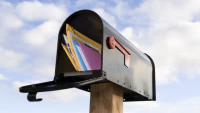 Mail Ministry Builds Connections and Strengthens Relationships